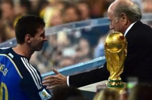 Blatter: Messi didn