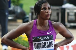 Blessing Okagbare Banned From Rio Olympics