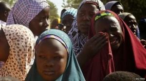 Boko Haram: 158 kidnapped victims reunite with families in Yobe