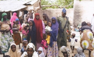 Boko Haram: NEMA Officials Arrive Yola To Receive 293 Rescued Victims