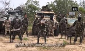 Boko Haram burned down military camp in Yobe town