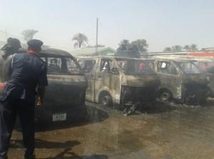 Bomb Attack At Gombe Motor Park Kills 7