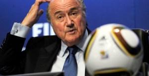 Breaking!! Sepp Blatter Set To Resign As FIFA President