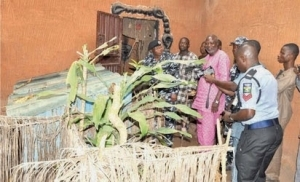 Breaking News:! Police Uncover Fake Healing Homes In Ogun State (See Photo)