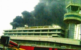 Breaking news: Fire Engulfs Murtala Mohammed International Airport