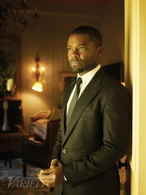 British/Nigerian Actor, David Oyelowo, Becomes The