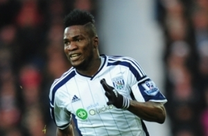 Brown Ideye always doomed to disappoint at West Brom