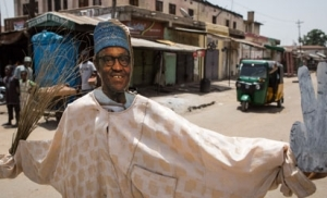 Buhari Beats Jonathan In Ogun, Wins 13 LGs