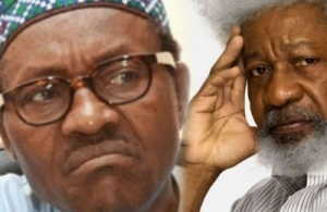 Buhari Is 'Born Again' Phenomenon – Prof. Wole Soyinka