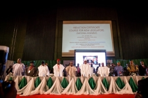 Buhari Seeks NASS Support On Corruption, Restructuring