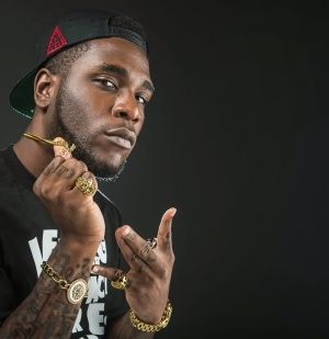 Burna Boy rocks Abuja on Johnny Walker podium