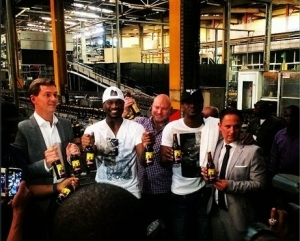 CONGRAT!! Psquare launch Their own