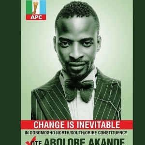 Check Out Nigerian Singer, 9ice