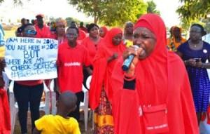 Chibok Schoolgirls' Parents Blast Jonathan