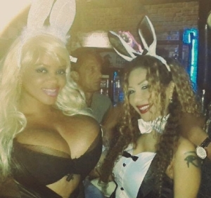 Cossy Orjiakor Shows Off Some Sexy Photos In Bunny Party