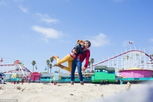 Couples Kissing in same styles Around the World