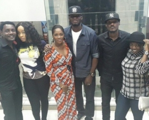 Couples Night: 2face & Annie, Tiwa Savage & Tee Billz, AY & Mabel Step Out For Date Night