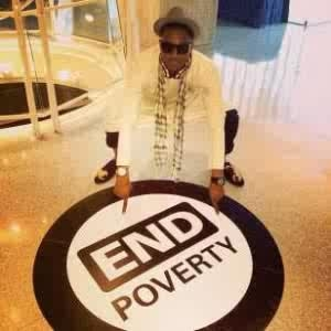 D'banj Pays World Bank A visit In regards to #End Poverty