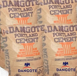 Dangote reduces cement price (see new Cost)