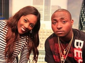 Davido Took To Twitter To Congratulate Tiwa Savage [See What He Said]