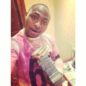 Davido Is The Only African Nominated for 2014 Soul Train Awards | See Full List