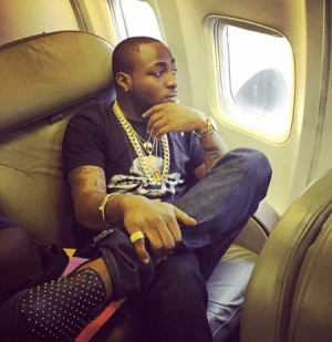 Davido reflects on being rich at 22