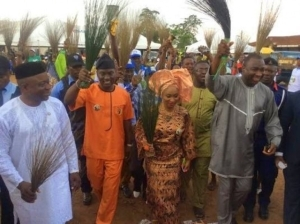 Dayo Adeneye officially declares intention to run for Ogun state house of assembly today