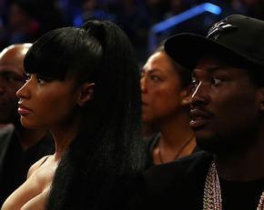 Did Nicki Minaj Just Get Engaged to Meek Mill?