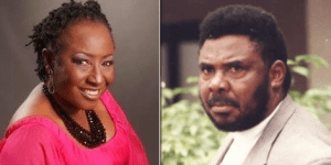 Did You Know That Patience Ozokwor and Pete Edochie Were Once Radio Nollywood