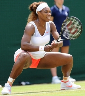 Do you know what career Serena Williams would choose if not Tennis?