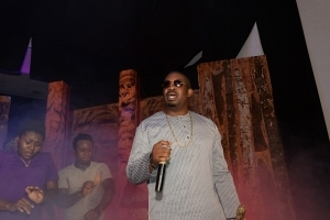 Don Jazzy didn't perform with the Mavins