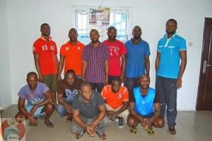 EFCC Arraigns Eleven Suspected Oil Thieves