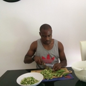 Enyeama Is A Good Cook