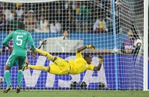 Enyeama could win African Footballer of the Year, says Dosu Joseph