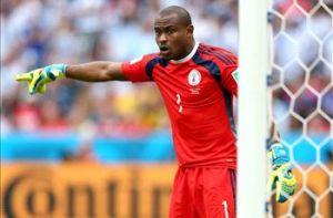 Enyeama seeks victory against Congo