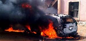 Explosion rocks Bauchi again