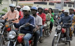 FG to Ban Commercial Motorcycles Nationwide