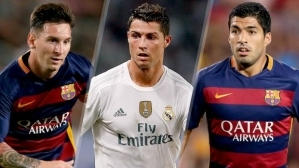 FIFA Release 59-Man Nomination List For Ballon D'Or 2015 (See Full List)