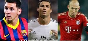 FIFA set to Announce 28-man Ballon d