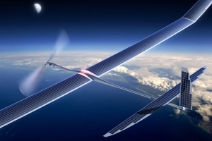 Facebook offers  more details on  its internet- beaming planes