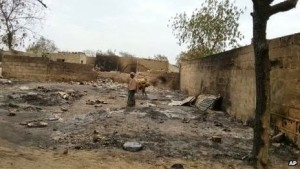 Few Days After Boko Haram Attack Killed As Many As 2,000, Bodies Still Litter Streets.