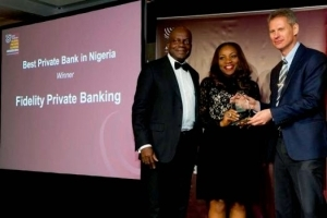"""Fidelity Private Banking Wins Financial Times """"Best Private Bank Award 2014"""""""