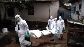 First case of Ebola recorded in Scotland