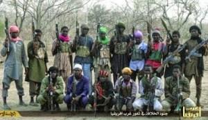 Five Boko Haram Members Training Under ISIS In Iraq killed