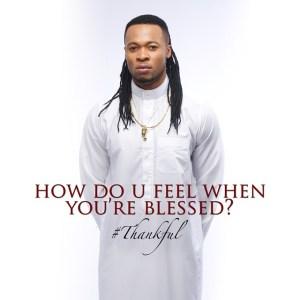 "Flavour Drops Album Art And Tracklist For 4th Album ""thankful"""