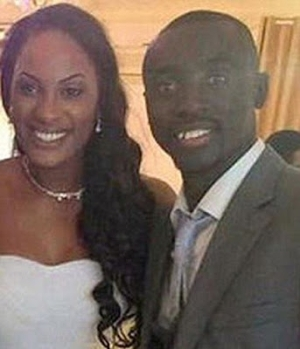 Footballer Papiss Cisse Accused Of Leaving His 2 White Girlfriends In UK To Go Marry In France