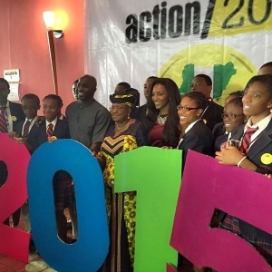 Genevieve Nnaji becomes One Campaign Ambassador for 'Action/2015?