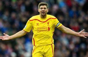 Gerrard still Liverpool