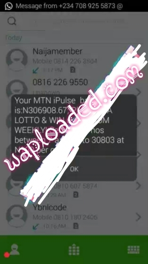 Get More Than 300,000 MTN Airtime For Free