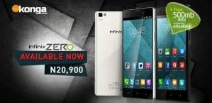 Get The Infinix Zero Before It Sells Out Again!
